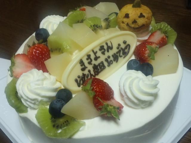 お誕生日おめでとうございます(^O^)
