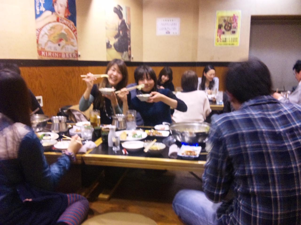 いっぱい食べた(*^o^*)