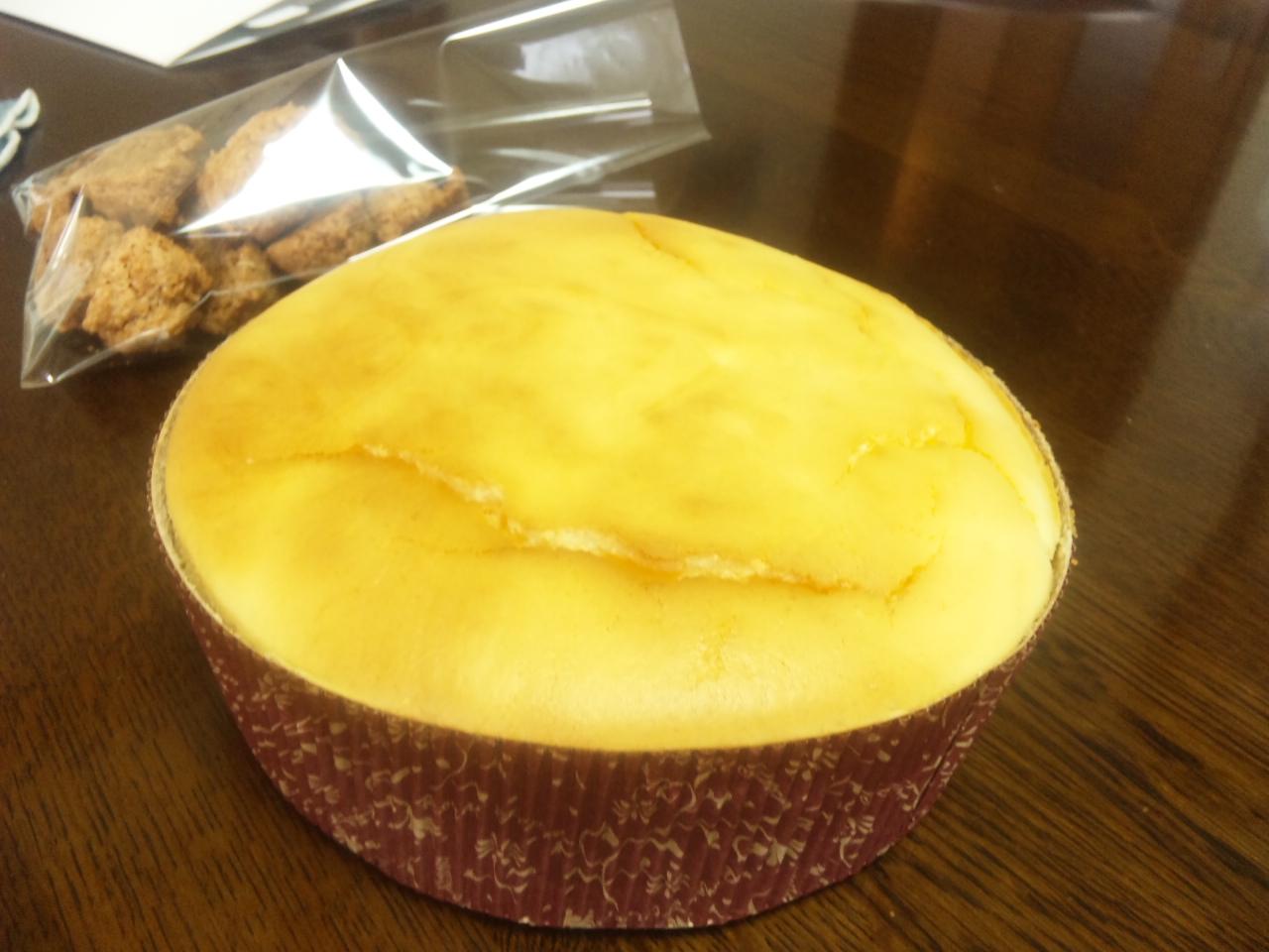 大好きチーズケーキ