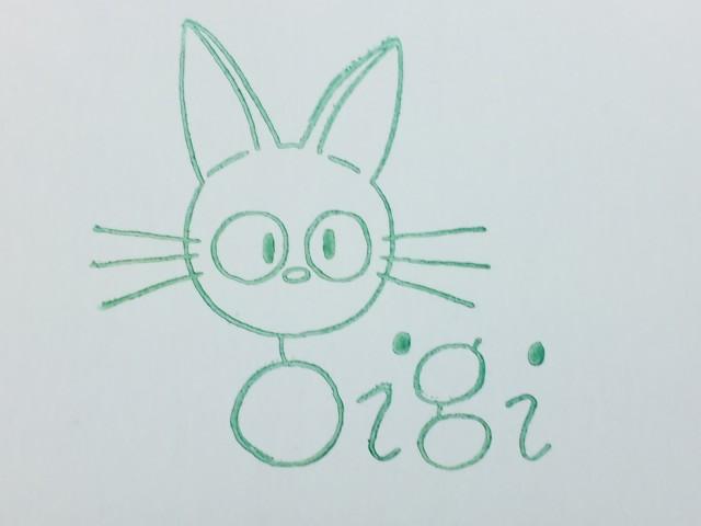 gigiのロゴが完成!
