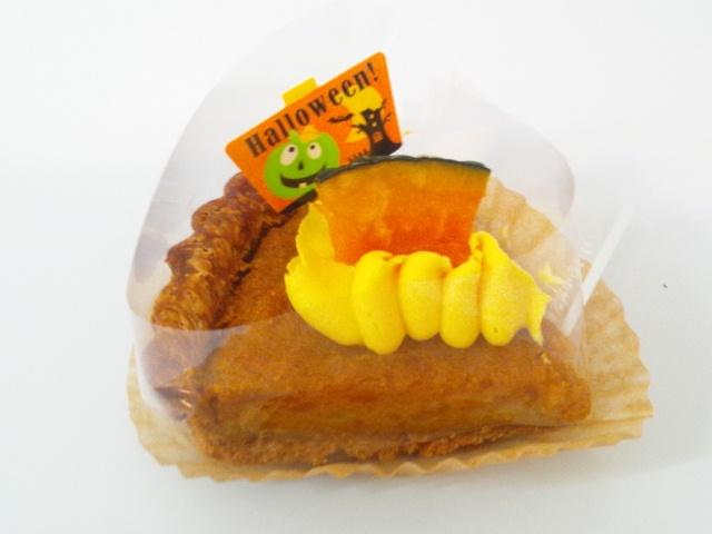 今月のケーキ(10月)
