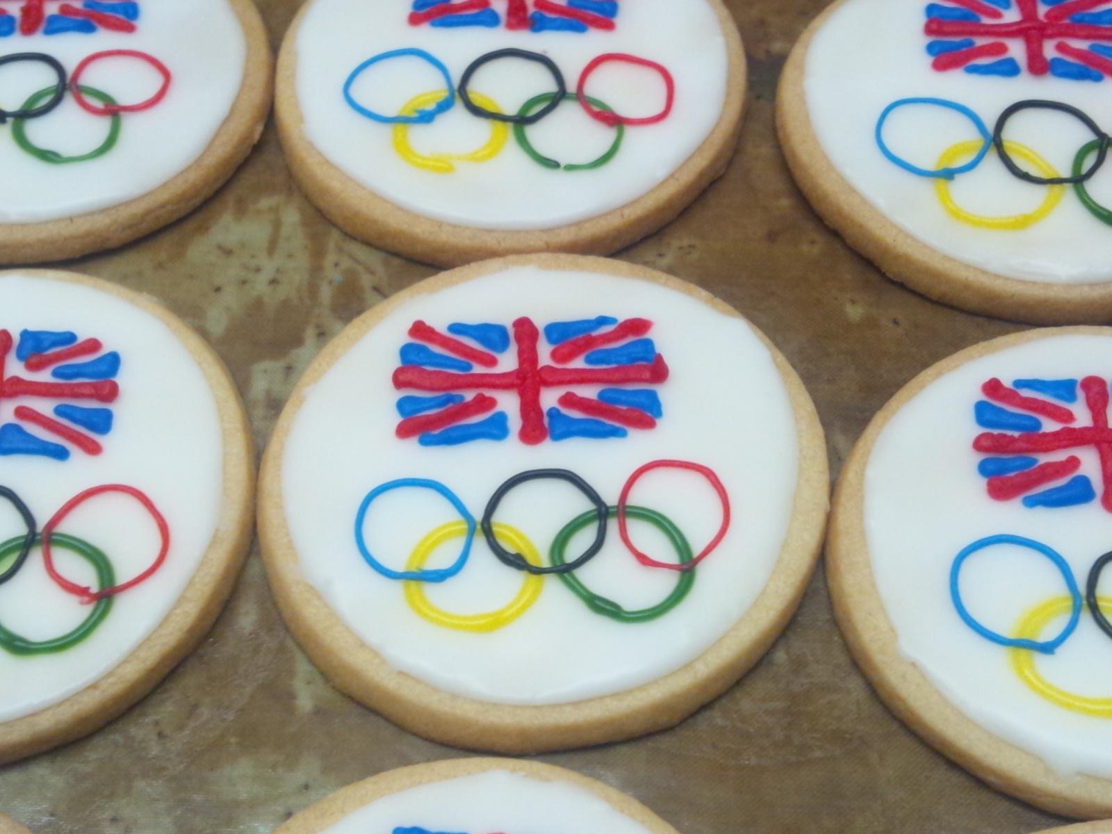 もうすぐオリンピック