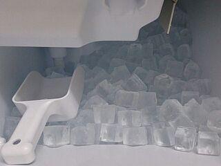 氷がない((((;゜Д゜)))