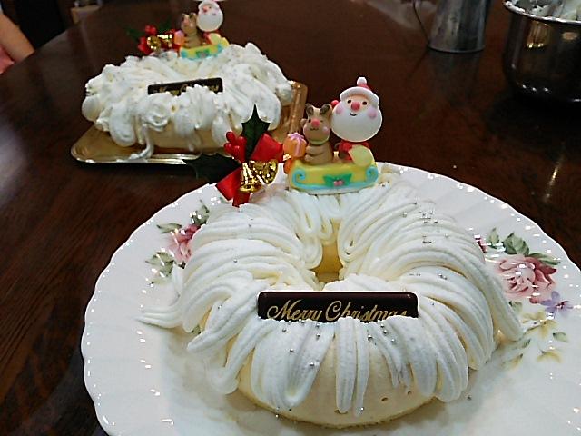 12月度お菓子教室
