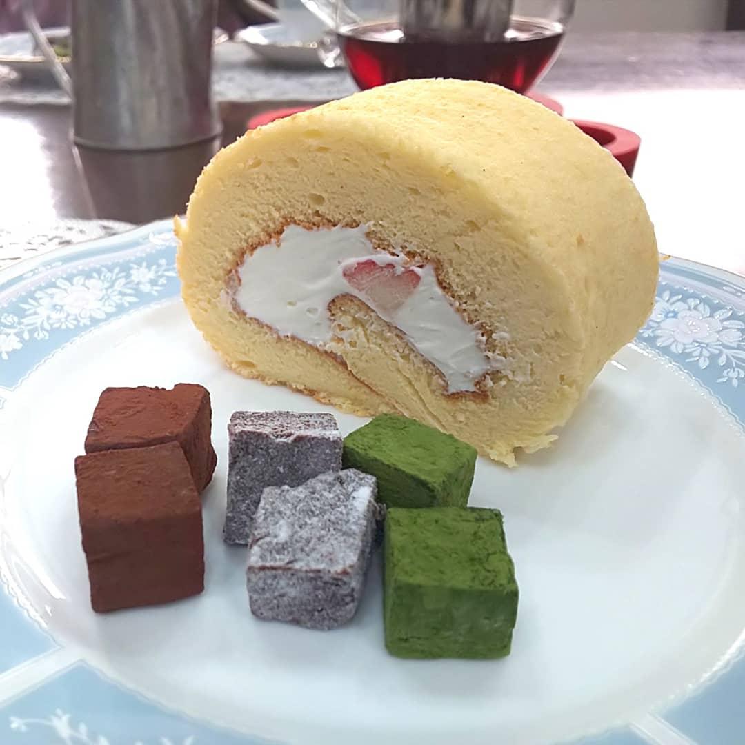 2月度お菓子教室